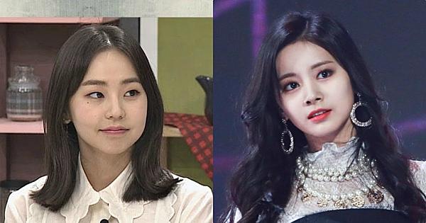 Sohee nhận xét Tzuyu là em út nổi bật nhất của JYP.