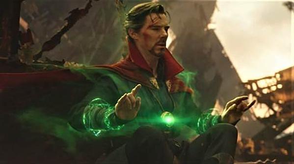 Doctor Strange đã chuẩn bị sẵn một kế hoạch cho nhóm?