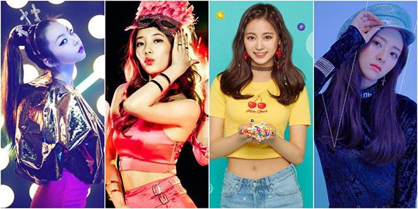 Hội em út nhà JYP vừa ra mắt đã nổi tiếng nhờ nhan sắc đỉnh cao.