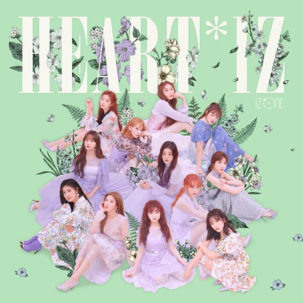 18h ngày 1/4, girlgroup IZONE đã có màn comeback đầu tiên trong sự nghiệp bằng mini-album thứ 2 HEART*IZ, trong đó bài hát chủ đề là Violeta.