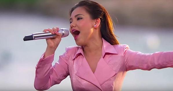 Nhiều người nhận ra Minh Như tại Mỹnhờ hiệu ứng American Idol.