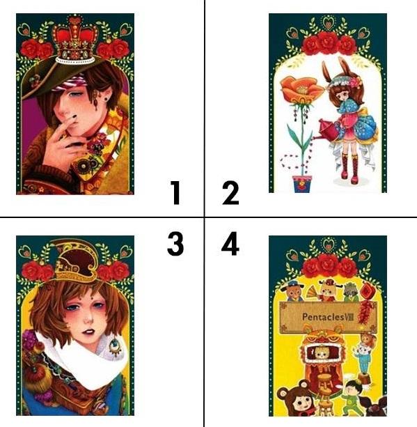Tarot: Trái tim của người ấy có hướng về bạn không?