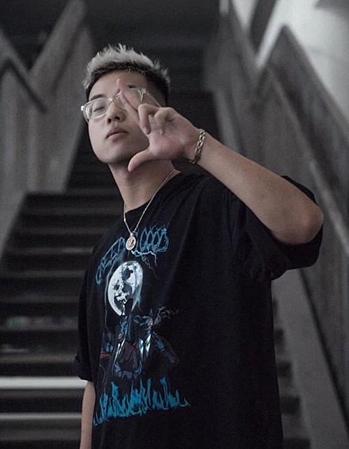Rapper Richchoi.