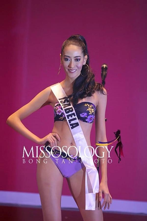 Pauline Anne Cordero Barker năm nay 27 tuổi. Người đẹp đến từ tỉnh Isabela cao 1,83 m nhưng sở hữu thân hình quá gầy, gương mặt thiếu sức hút.