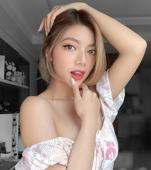 Katleen sinh năm 1997.Sau thời gian sinh sống ở Canada, Katleen vừa trở về Việt Nam tham gia làng giải trí với bộ phim đầu tay là Lật mặt 4.