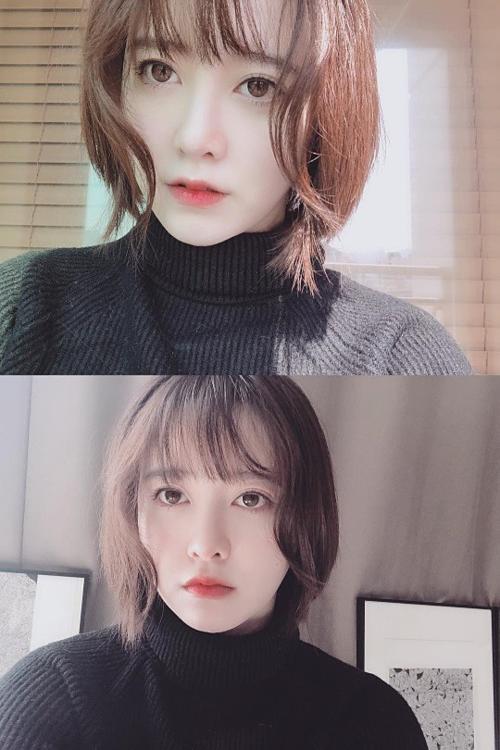 Goo Hye Sun được gọi là thánh hack tuổi vì gương mặt vẫn trẻ trung so với độ tuổi 36.