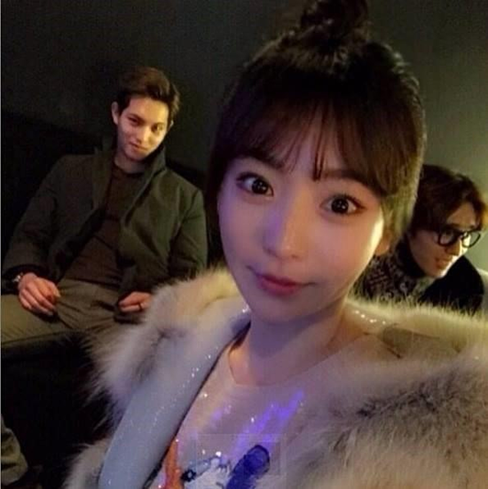 Hwang Hana là bạn thân của Lee Jong Hyun (CNBLUE).