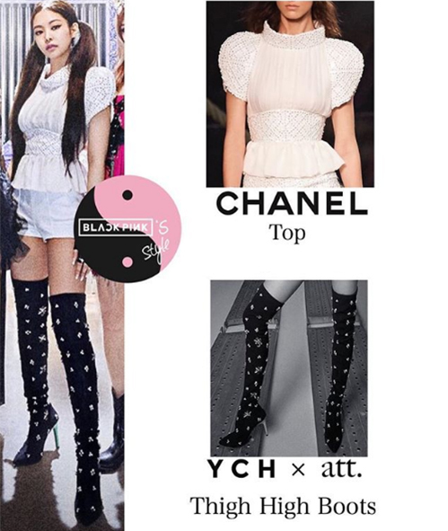 Sau gần 1 năm không ra sản phẩm mới, Black Pink đã trở lại đường đua Kpop với MV Kill this love, nhanh chóng đạt đến 10 triệu lượt xem chỉ sau 4 giờ ra mắt. 4 cô gái đã có màn tái xuất hoành tráng với diện mạo cực chất trong MV, gắn liền với những bộ trang phục hàng hiệu bạc tỷ. Công chúa Jennie như thường lệ vẫn là người được mặc đồ đắt đỏ hơn cả. Trong một phân cảnh, cô nàng diện chiếc áo Chanel có giá lên tới 440 triệu đồng.
