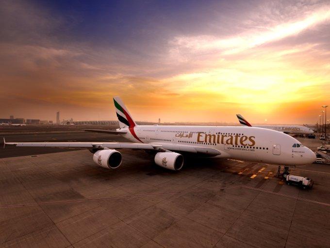 <p> <strong>4. Emirates, Các Tiểu vương quốc Ả rập Thống nhất</strong></p> <p> Emirates là một trong số vài hãng hàng không trên thế giới phục vụ chuyến bay đến 6 lục địa.</p>