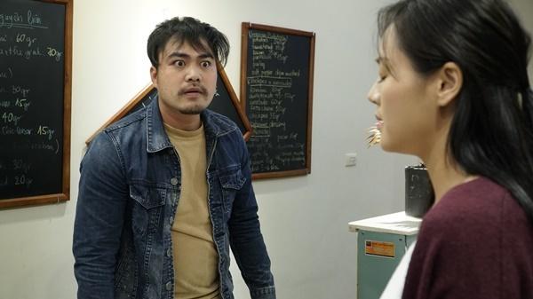 Thu Quỳnh có người chồng sống tệ trong phim mới.