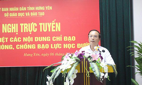 Ông Nguyễn Văn Phê.