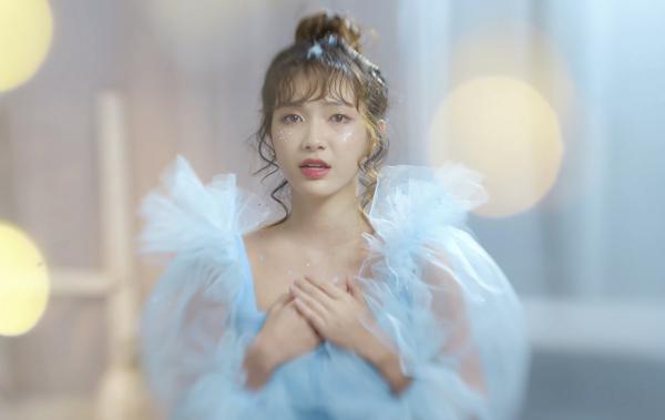 Jang Mi từ chối sexy ở thời điểm này.
