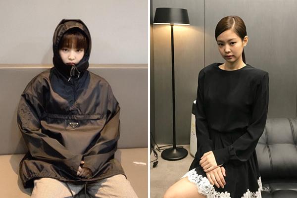 Jennie biến hóa khôn lường với hai tạo hình như hai người hoàn toàn khác nhau.