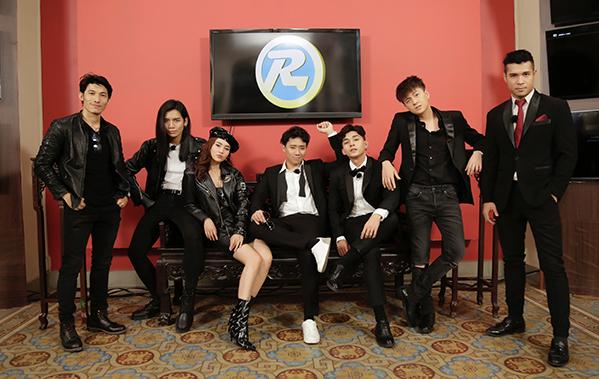 7 thành viên Running Man bản Việt.