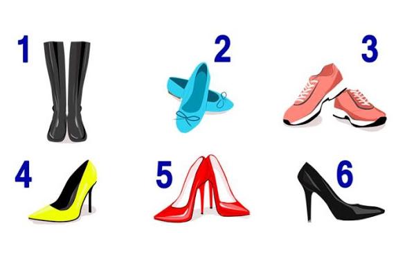 Trắc nghiệm: Đôi giày nào vừa khít với cá tính nguyên bản trong con người bạn?