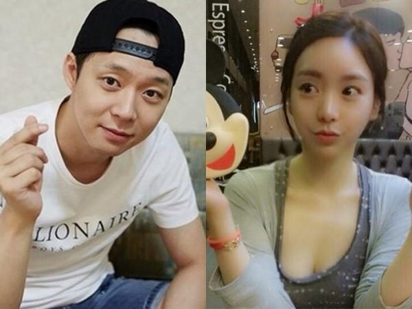 Yoo Chun từng hẹn hò Hwang Hana.