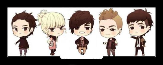 Fan cứng đoán nhóm nhạc Kpop qua hình chibi (2) - 5