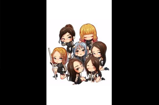 Fan cứng đoán nhóm nhạc Kpop qua hình chibi (2) - 8