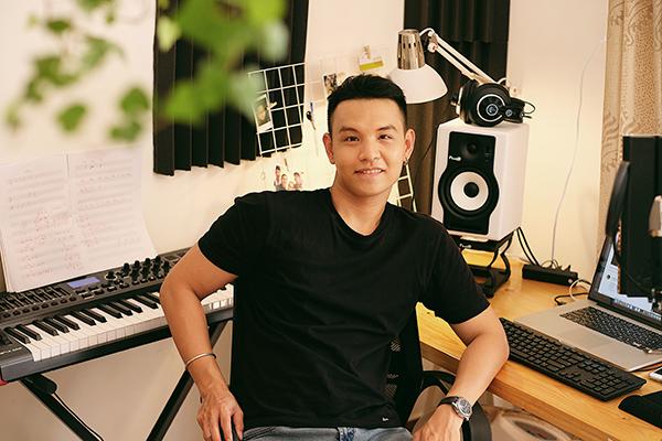 Nhạc sĩ Huỳnh Hiền Năng.
