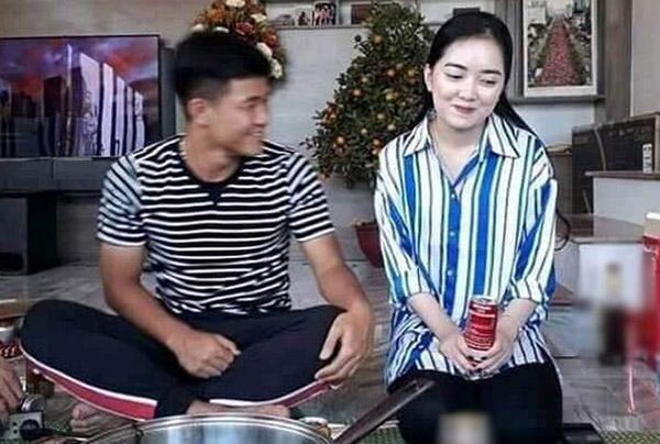 Hà Đức Chinh từng dẫn Mai Hà Trang về quê chơi.