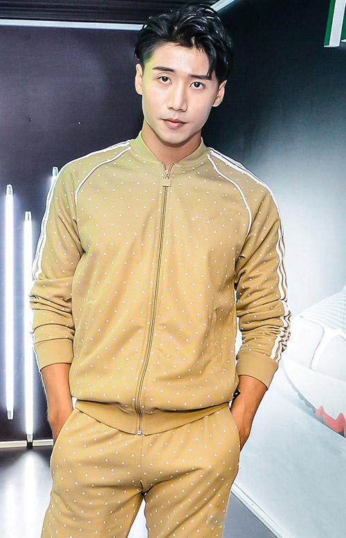 Hot boy - diễn viên Tôn Kinh Lâm.