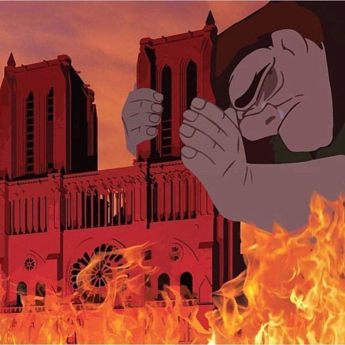 <p> Câu chuyện lãng mạn và bi kịch của Victor Hugo đã góp phần giúp Nhà thờ Đức Bà nổi tiếng trên toàn thế giới, trở thành điểm tham quan của hơn 13 triệu lượt khách mỗi năm.</p>