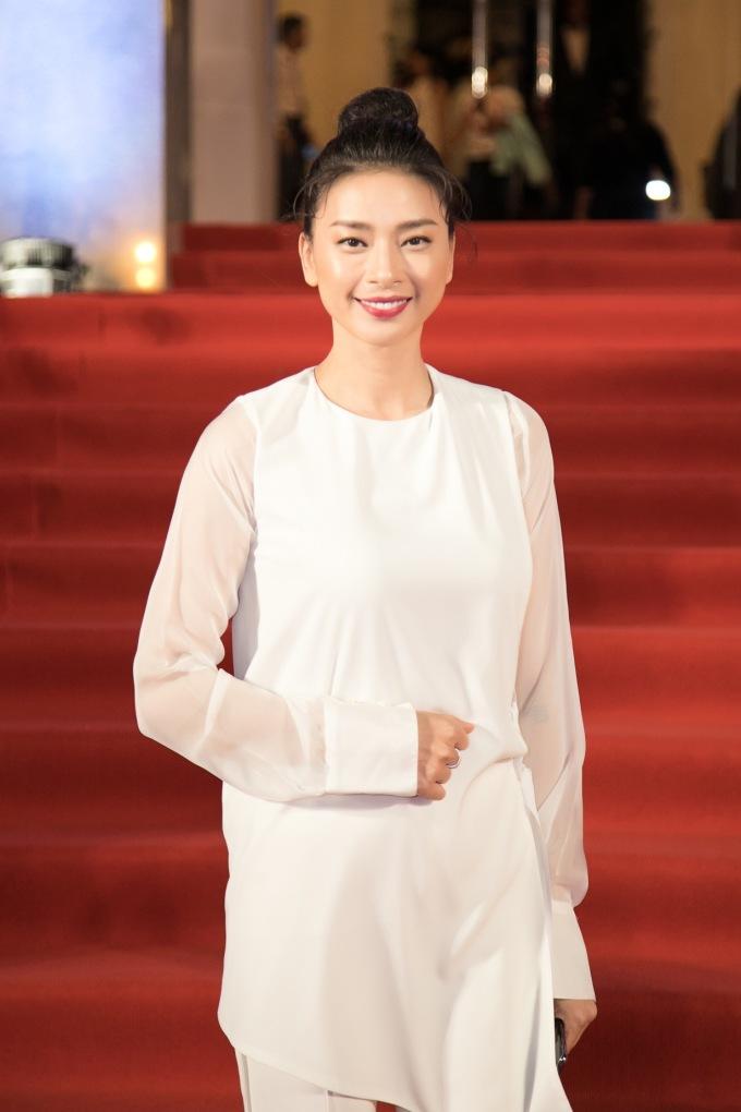 <p> Diễn viên Ngô Thanh Vân.</p>