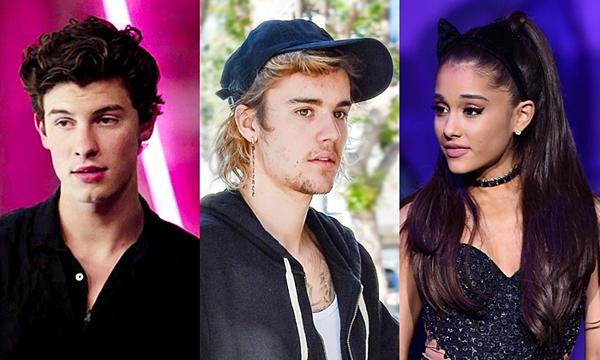 Shawn Mendes, Ariana Grande... và nhiều tên tuổi khác sẽ bắt tay cùng Justin Bieber trong MV Earth.