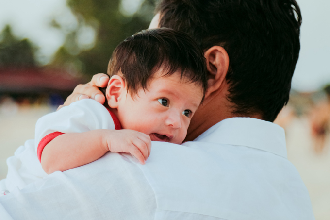<p> Đức Thịnh cho biết gia đình chính là điểm tựa của anh trong cuộc sống. Theo tiết lộ từ Thanh Thúy, khi về đến nhà, chồng cô không ngại phụ vợ thay tã hay pha sữa cho con.</p>