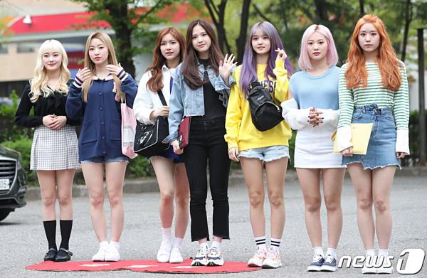 Girlgroup tân binh DreamNote.