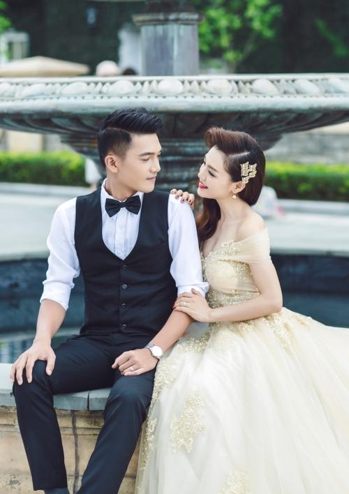 5 cặp diễn viên Việt nên duyên vợ chồng nhờ phim ảnh - 3