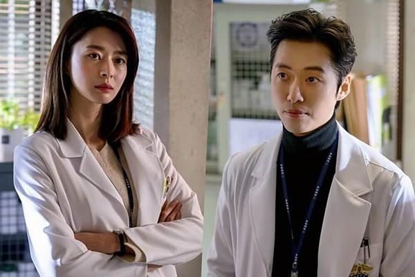Kwon Nara xuất hiện bên nam diễn viên nổi tiếng Nam Goong Min trong Doctor Prisoner.