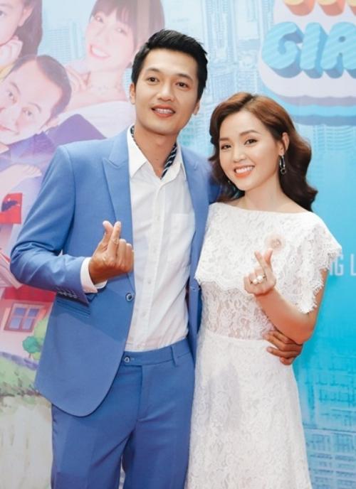5 cặp diễn viên Việt nên duyên vợ chồng nhờ phim ảnh - 2