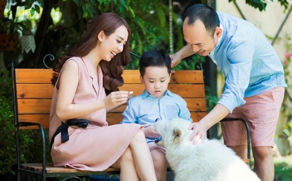 5 cặp diễn viên Việt nên duyên vợ chồng nhờ phim ảnh - 1