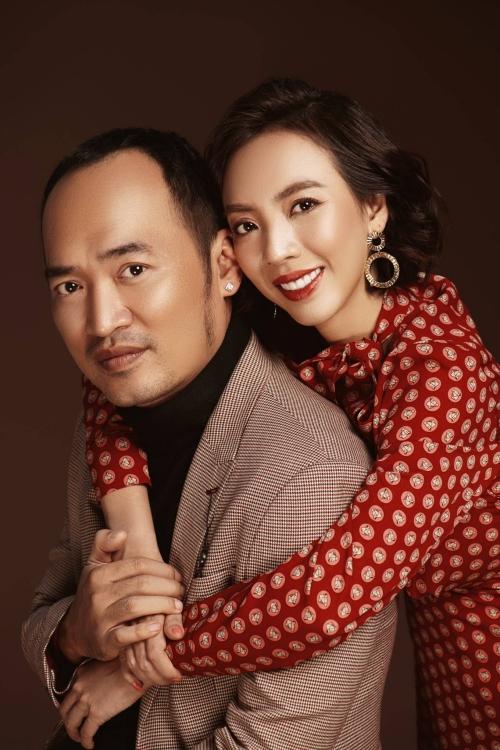 5 cặp diễn viên Việt nên duyên vợ chồng nhờ phim ảnh