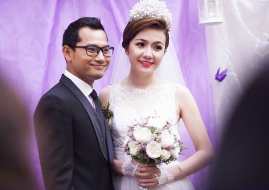 5 cặp diễn viên Việt nên duyên vợ chồng nhờ phim ảnh - 8