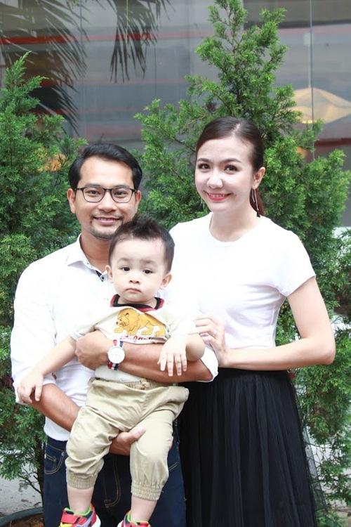 5 cặp diễn viên Việt nên duyên vợ chồng nhờ phim ảnh - 9