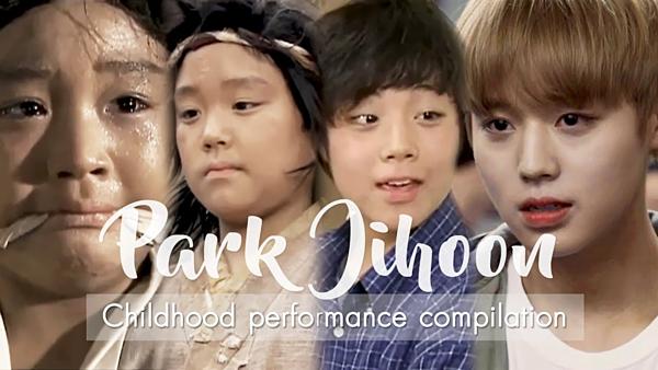 Park Ji Hoon bắt đầu diễn xuất khi mới chỉ 6 tuổi.