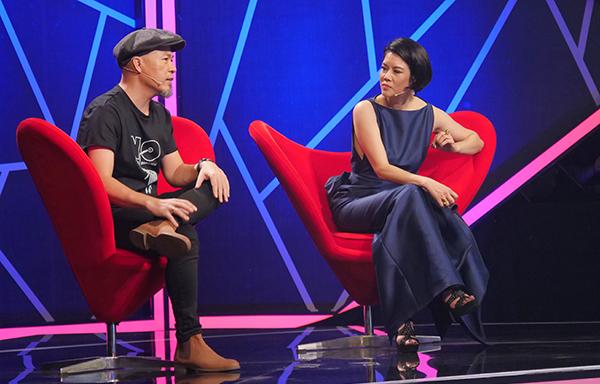 Huy Tuấn - Thu Phương mâu thuẫn vì Đồng Ánh Quỳnh.