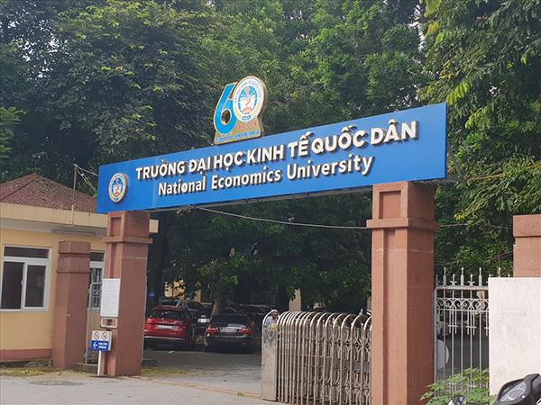 Đại học Kinh tế Quốc dân. Ảnh: Lao động