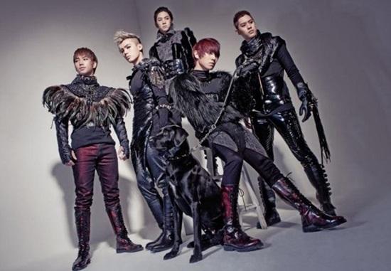 Bạn có biết tên fanclub của các nhóm nhạc Hàn này? - 6