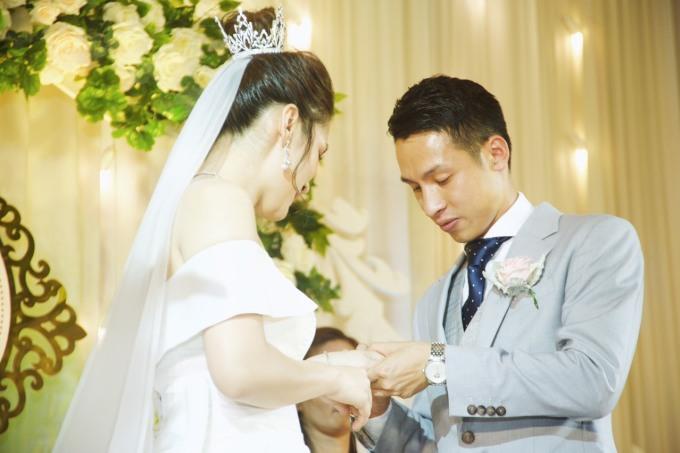 """<p> Anh chàng tiền vệ thuộc biên chế CLB Hà Nội sẽ gia nhập """"hội cầu thủ có vợ"""" cùng Quế Ngọc Hải, Trọng Hoàng, Anh Đức.</p>"""