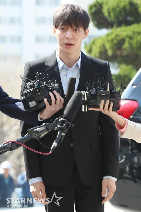 Trái với lời khẳng định của Park Yoo Chun, kết quả điều tra ban đầu cho thấy anh từng sử dụng ma túy đá.