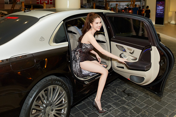 Mercedes-Benz Maybach S500 12 ty