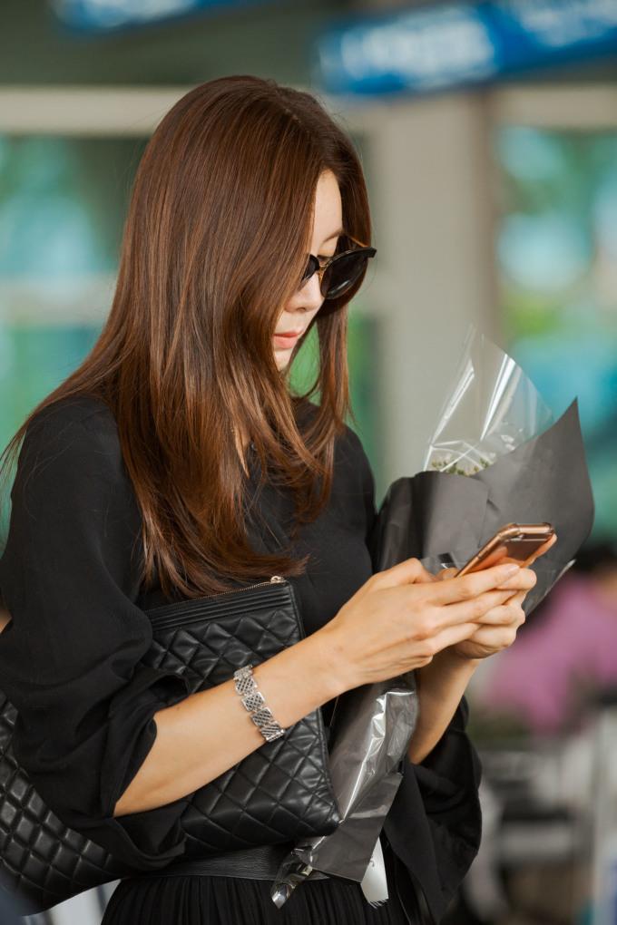 <p> Nữ diễn viên Ha Yeon Hwa.</p>