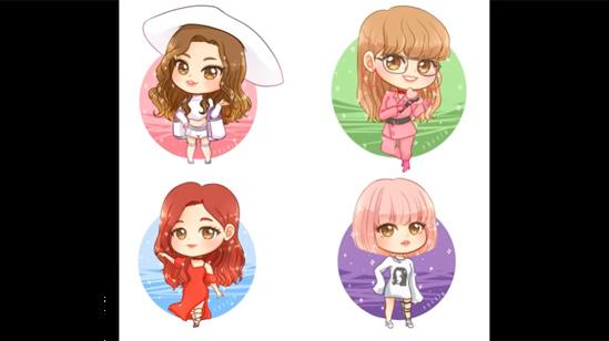 Fan cứng đoán nhóm nhạc Kpop qua hình chibi (3) - 8