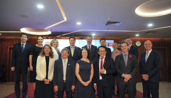 Quan hệ hợp tác này kỳ vọng sẽ đóng góp vào sự phát triển nguồn nhân lực chất lượng cao với năng lực cạnh tranh toàn cầu cho thị trường Việt Nam