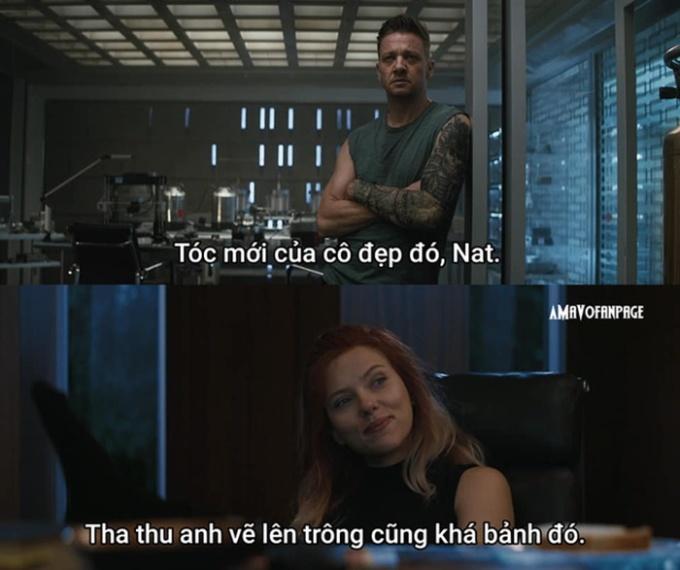 <p> Đây là tất cả những gì Black Widow và Hawkeye muốn tiết lộ cho bạn.</p>