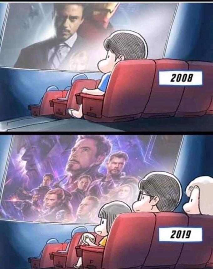 """<p> Sau hơn 10 năm, <em>Avenger: Endgame </em>là bộ phim tổng kết hành trình lịch sử của các nhân vật làm nên Vũ trụ điện ảnh Marvel: Iron Man, Captian American, Hulk,... Liệu """"Endgame"""" sẽ là """"Hồi kết"""" cho nhân vật nào?</p>"""