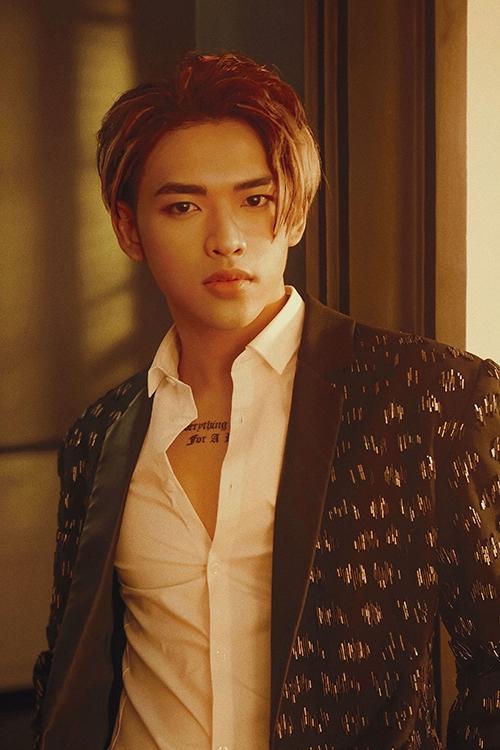 Hot boy Dương Minh Tuấn: Không sợ bị gọi Chi Pu phiên bản nam - 1